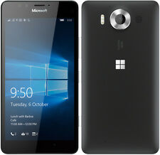Microsoft Lumia 950 32GB Unlocked Black 12 Month Warranty