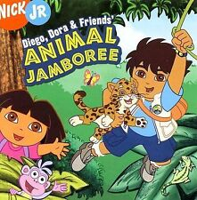 Diego, Dora and Friends' Animal Jamboree by Various Artists, CD