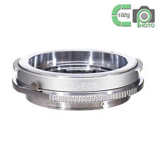 DKL-EOS Brass Adapter for Voigtlander Retina Lens to to Canon EF Mount 7D 60D 5D