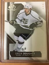 2015-16 UD SP Game Used SPGU base card Drew Doughty 8 rare
