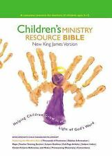 Children's Ministry Resource Bible Helping Children Grow In The Light Of God's
