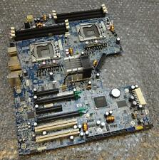 HP Z600 Workstation Dual Socket LGA1366 / 1366 Motherboard 591184-001 460840-003