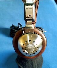 Collectible Very Rare Headphones,Cuffie JVC - Victor Company: HP-1000 VINTAGE