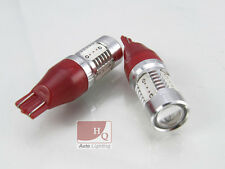 W16W  T15 7.5W HIGH POWER RED with projector LED TAIL STOP Bulbs fit  AUDI  BMW