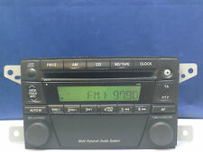 MAZDA PREMACY MX5 323 626 CD RADIO PLAYER CAR STEREO CODE 2195