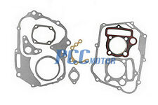 Horizontal 125cc Engine Head Gasket Set ATV Dirt Bike SSR SDG PIT BIKE M GS10