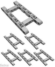 "x6 Lego Beam ""H"" FRAMES (technic,mindstorms,robot,nxt,ev3,liftarm,chassis,truck)"
