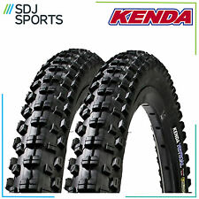 "2x KENDA NEVEGAL 26"" x 2.1 DTC WIRE 60TPI MOUNTAIN BIKE MTB CYCLE TIRES (1 PAIR)"