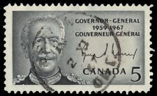 "CANADA 474 - Governor General Georges Vanier ""Dull Paper"" (pf83576)"