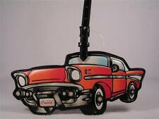 Retroflection-Backpack/ Briefcase/ Luggage Tag-'Hot Rod' Car #485001 NWT!