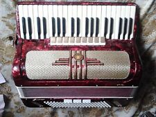 Accordion Tenora Super (Italy or Germany) 1950years