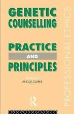 Genetic Counselling: Practice and Principles by Taylor & Francis Ltd...