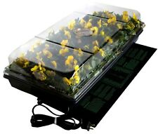 Hydrofarm CK64050 Indoor/Outdoor Germination Station Seed Starter Humidity Dome