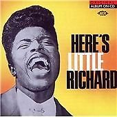 Little Richard - Here's Little Richard (CDCHM 128)