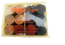 Synco Royale Carrom Coins With Genius Carrom Striker