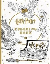Harry Potter - The Coloring Book by Inc. Staff Scholastic (2015, Paperback)