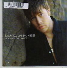 (BX849) Duncan James, Sooner or Later - 2006 DJ CD