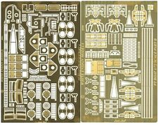 WHITE ENSIGN MODELS 1/72 PT109 Torpedo Boat Detail Set for RMX WEM7205