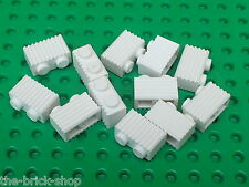 LEGO white bricks ref 2877 / sets 10189 10019 10212 7931 8088 10152 10170 7259