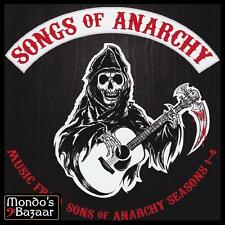 SONGS OF ANARCHY CD ~ MUSIC FROM SONS SEASON 1 - 4 SOUNDTRACK ~ BATTLEME *NEW*