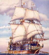 Heller - Galion Espagnol 1600 Sailing ship 1:200 model kit Spanish Galleon