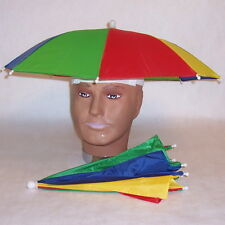 Adult Umbrella Hat - Clown Costume - Halloween Party - Funny Crazy
