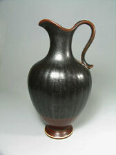 GUNNAR NYLUND ROERSTRAND PA VASE PITCHER SWEDEN MID. CENTURY POTTERY