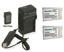 2 Batteries + Charger for Samsung SC-M2200S SC-X105L SC-X110L VM-M102 VM-M105