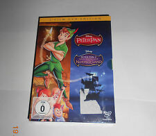Walt Disney Peter Pan 1 + 2  DVD Box   Neu in Folie 84