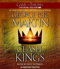 A Clash of Kings: A Song of Ice by George R. R. Martin (Audio CD Unabridged)