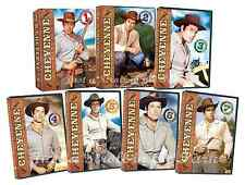 Cheyenne Complete Western TV Series Seasons 1 2 3 4 5 6 7 Box / DVD Set(s) NEW!