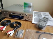 Hi-MD MDLP ONKYO World AC 110-220-240V MINIDISC Recorder MD-133 HiMD Sony DECK