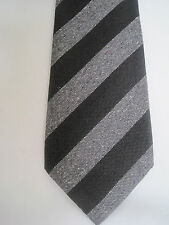 MOSCHINO SILK/WOOL NECK TIE ITALY NWT