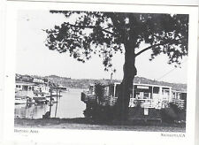 "*Postcard-""Historic Arks""   *Marin County, Ca.-/Houseboats of Sausalito (#108)"