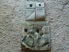 USGI Military Issue Camouflage 40mm High Explosive Double Tactical Molle Pouch
