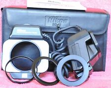 Nikon Speedlight SB-29s Ring Light/Macro Flash for  Nikon Exc+++++ in box