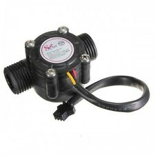 M129-Water Flow Sensor Fluid Flowmeter Meter Hall Effect Sensing YF-S201 PWM Out