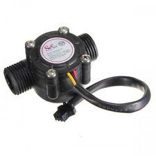 M129-Water Flow Sensor Fluid Flowmeter Meter Hall Effect Sensing YF-S201 PWM Out