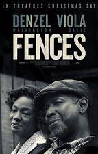 Fences - original DS movie poster - 27x40 D/S Style FINAL