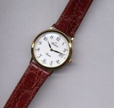 OROLOGIO SVIZZERO ORO 750 18K PERSEO SWISS MADE VINTAGE GOLD WATCH UHR MONTRE