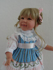 "18"" Girl Friend Doll Anneliese-Nordic/Swedish/Scandinavian fr. AV ""Freckles"""