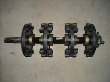 SKIDOO 9 TOOTH TRACK DRIVE AXLE ASSEMBLY, PART #50102550, 1996-98