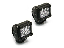 Bright 18w CREE LED Spotlights Lights Ideal For BMW R1200 GS / Adventure