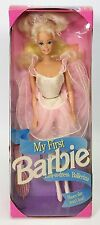 MY FIRST BARBIE EASY TO DRESS BALLERINA NRFB
