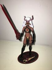 "Lady Demon 7"" Action Figure Moore Collectibles Brian Pulido Top Cow Lady Death"