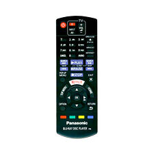 Brand New Remote for Panasonic DMP-BDT280EB Smart 3D Blu-ray & DVD Player