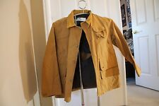 Mens Red Head Hunting jacket gold size 44
