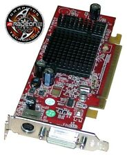 ATI Radeon X300 64MB Low Profile Ati Radeon X300 Grafik PCI- E DVI, S-Video