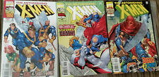 The Astonishing X-Men (1999) #1-3 Complete Set/Run Howard Mackie - Apocalypse