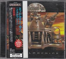 MIDNIGHT SUN - metalmachine CD japan edition